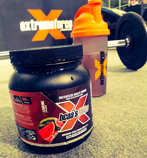 BCAA´S Extreme Force GoldNutrition
