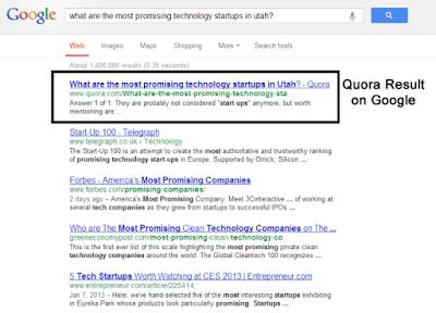 google quora conseils pro question reponse