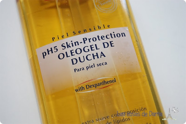 Eucerin pH5 Skin Protection Oleogel de ducha