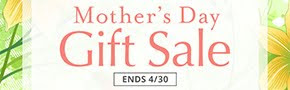 Mother's Day Gift Sale