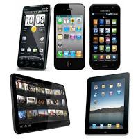 Os consumidores preferem comprar tablets e smartphones