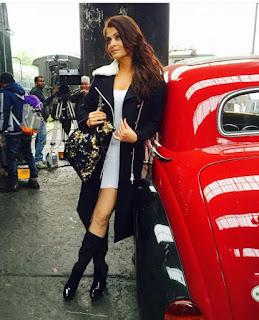 Aishwarya Rai Bachchan from movie Ae Dil Hai Mushkil Reaser