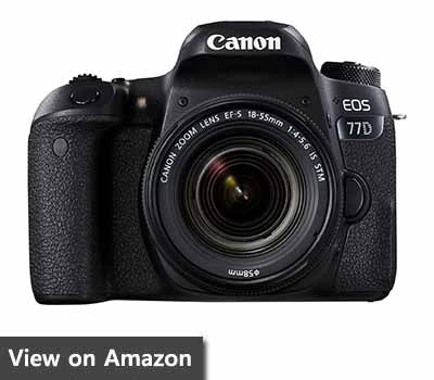Canon EOS 77D 24.2MP