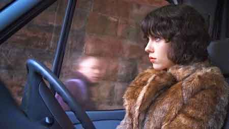 Scarlett Johansson en Under the Skin