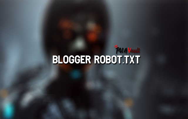 Here the right way for setting Robot.txt in Blogger Platform