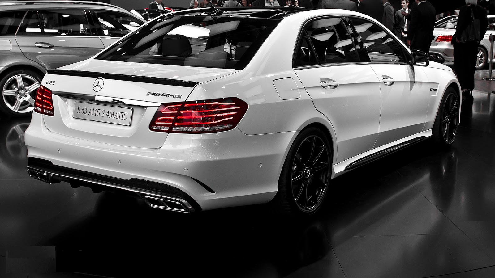 2016 e63 amg 4matic s top gear for Mercedes benz e 63 amg