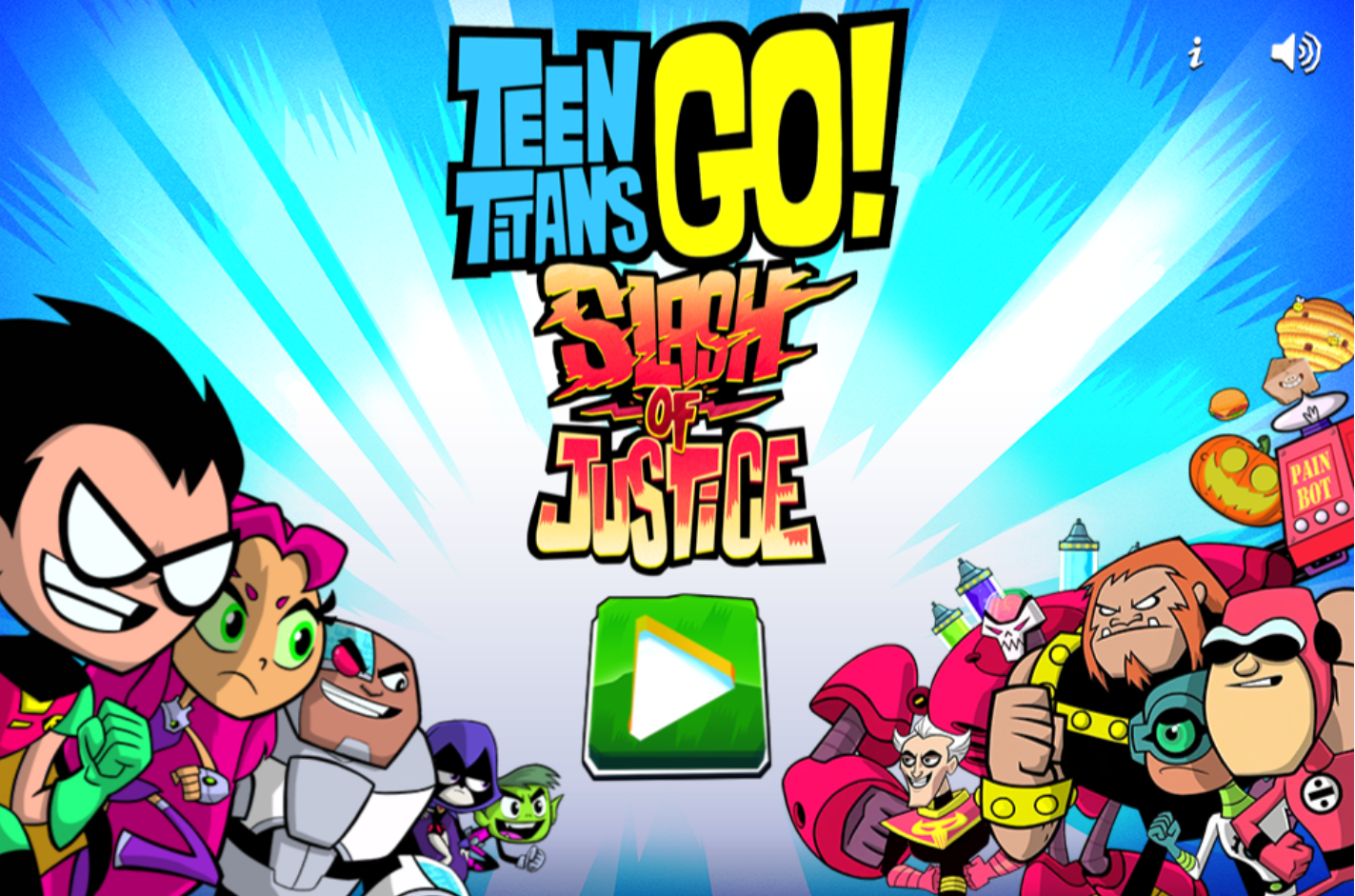 Teen titans free game