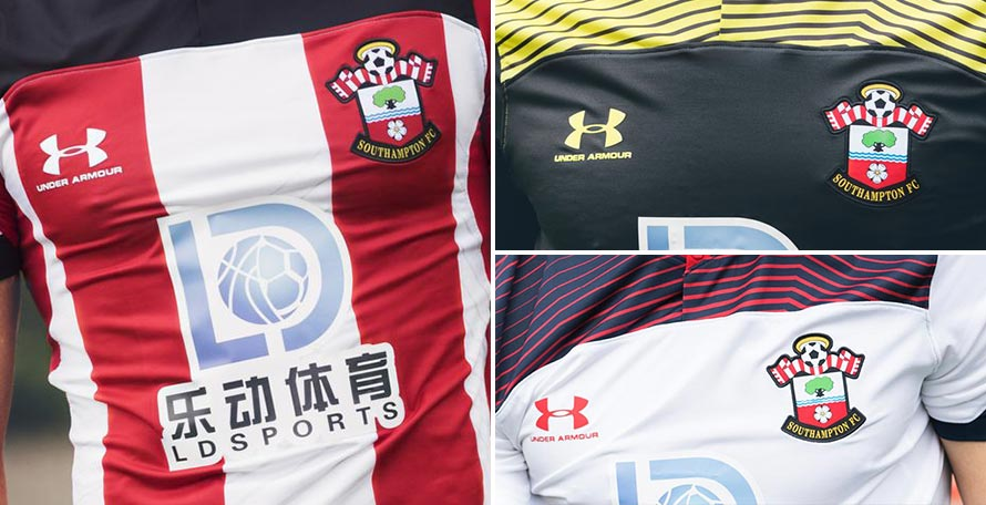online store 61530 719de Southampton 19-20 Home, Away & Third Kits Revealed - Footy ...