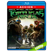 Tortugas Ninja (2014) Full HD 1080p Audio Dual Latino-Ingles
