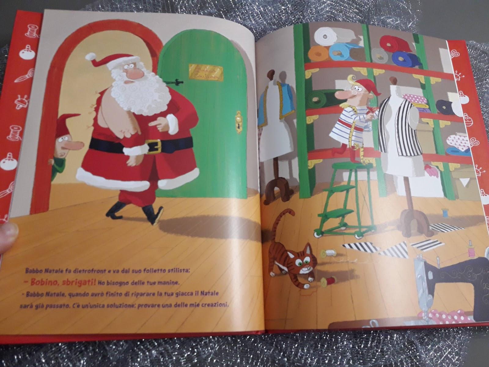 Il Vestito Nuovo Di Babbo Natale.Maestraemily Un Vestito Nuovo Per Babbo Natale