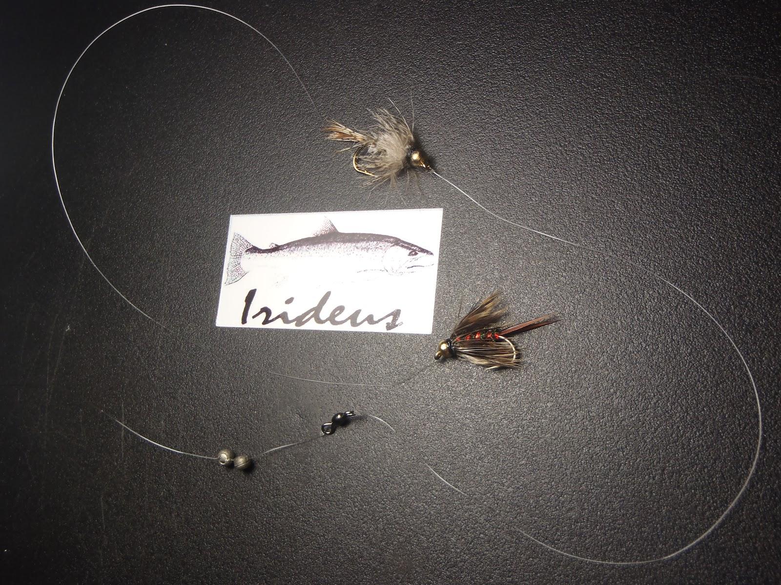 Irideus fly fishing products irideus fly fly fishing for Fly fishing split shot