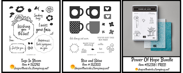 level 2 stampin' up! saleabration stamp sets