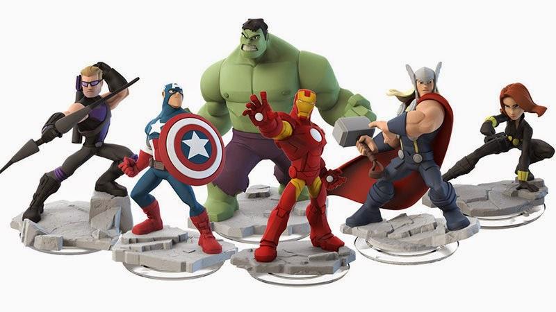 Brinquedos Os Vingadores - Avengers