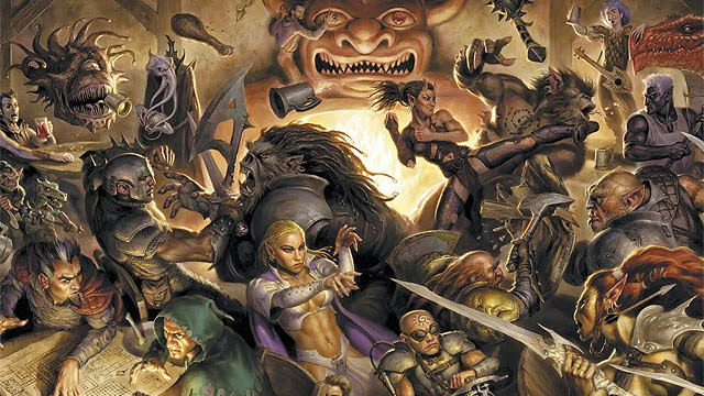 Google statistics on the edition wars: d&d & pathfinder | awesome.