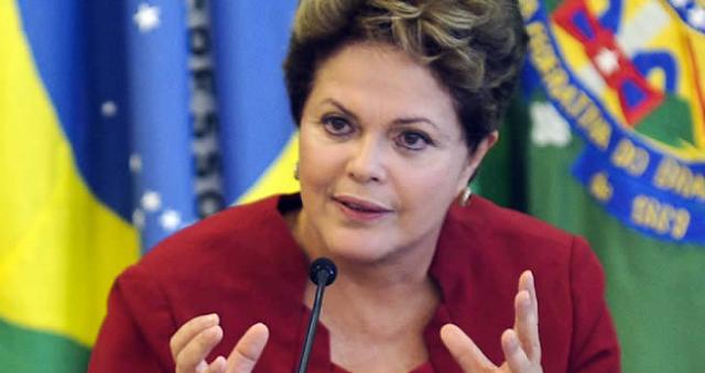 Dilma Rousseff afirma que luchará hasta el final por la democracia de su país
