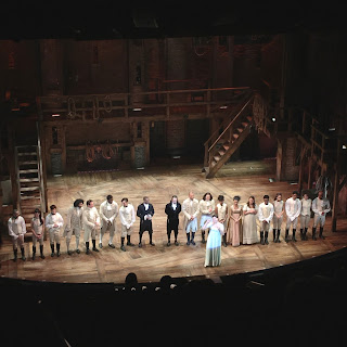 Hamilton Review    March 24   Flower Crowns and Revolutionaries