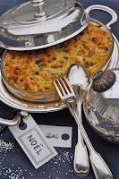 http://www.recettesgourmandesbykelou.com/2014/12/gratin-de-macaroni-la-truffe-et-au-foie.html