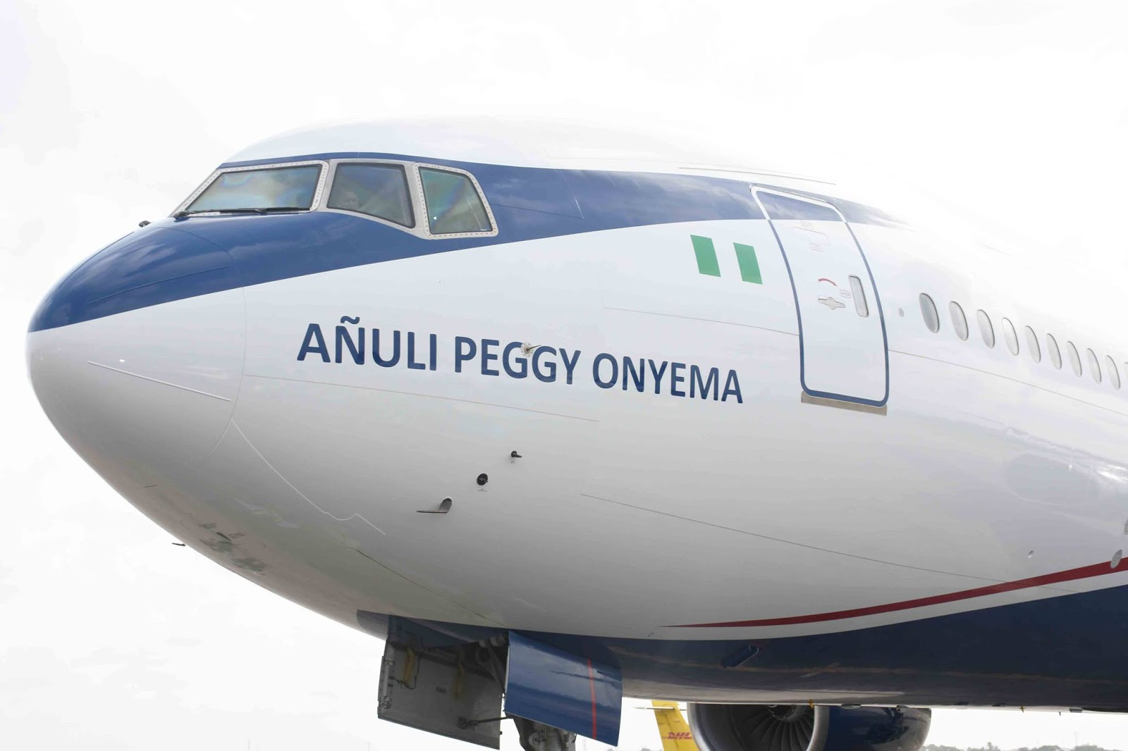 Air Peace Takes Delivery Of Third B777 Aircraft For International Operations