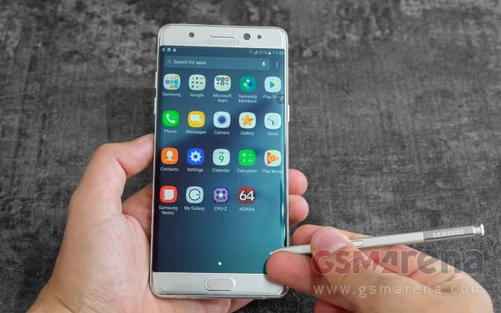Bulan Juni Galaxy Note7 refurbished akan launching di Korea dengan harga yang lebih murah