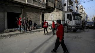 Το τζιχαντιστικό πραξικόπημα εναντίον της Συρίας: Το μακελειό και η άθλια προπαγάνδα