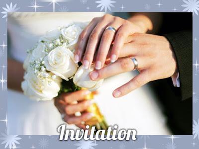 texte invitation mariage original