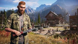 لعبة العالم المفتوح والأكشن Far Cry 5 ستدعم 4K/HDR على PS4 Pro