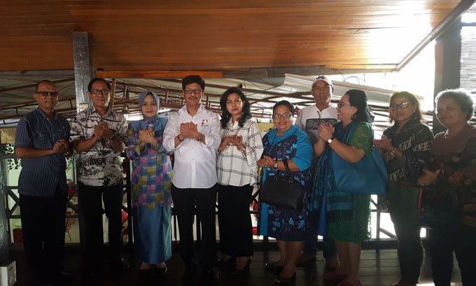 Pemuda Maluku di Makassar Sesalkan Pernyataan Cherly Soal dukungan KKM ke IYL