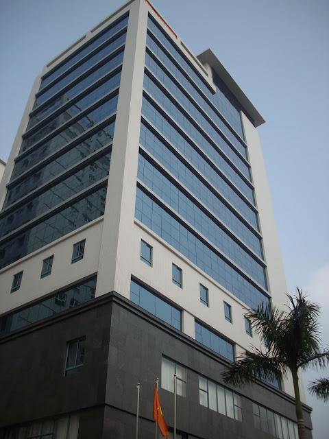 Cao ốc văn phòng Veam Tây Hồ