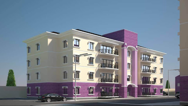 Flourish Residence Front View
