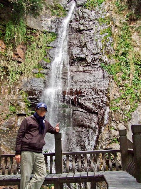 遊記|北七宜蘭之旅 Day 1:五峰旗瀑布