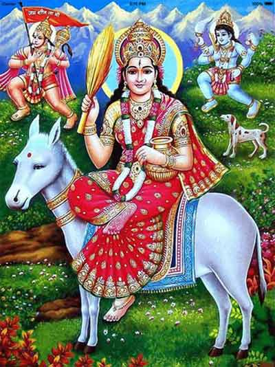 Randhan Chhath Ritual in Gujarat