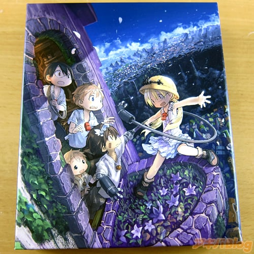 Veja o Blu-ray BOX de Made in Abyss