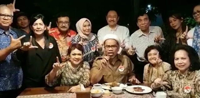 Alumni Kecam Video Ngabalin Bawa-Bawa UI Dukung Jokowi