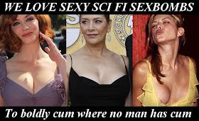 MariahCareyboobs: more of sexy Sci Fi sexbomb Jeri Ryan