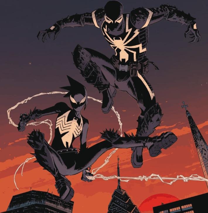 Venom, Carnage, Toxin e tutta l'allegra famiglia di ...