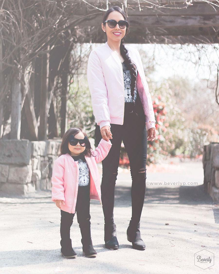Bomber Jacket Mama Hija