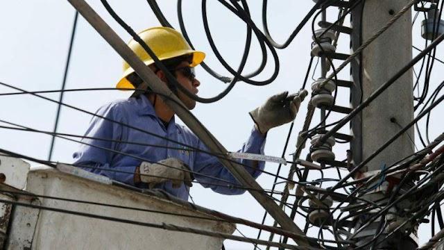 No al corte de energia en pandemia COVID 19
