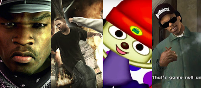 Hip Hop and Rap in Video Games