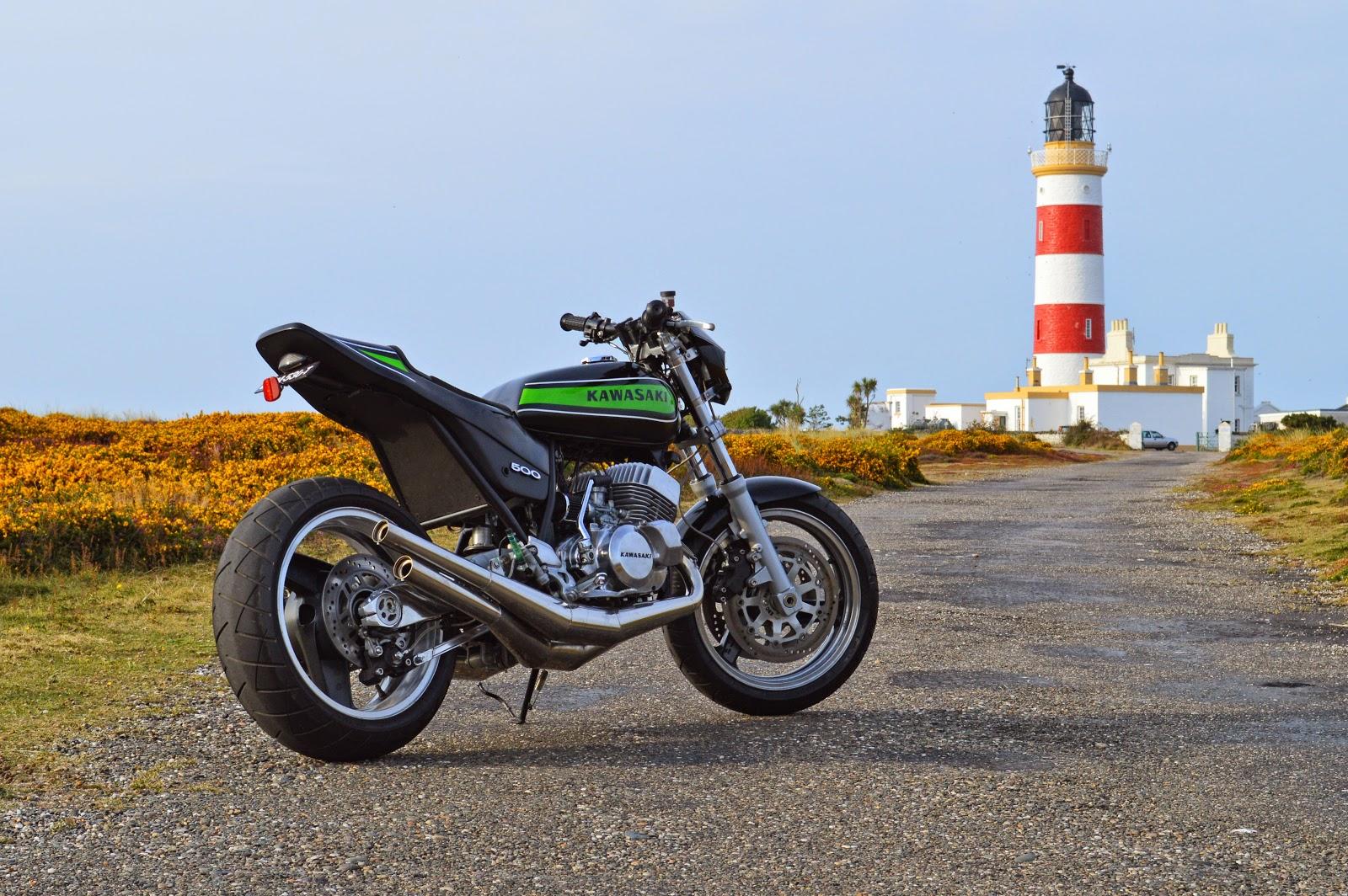 Kawasaki H1 Turbo on