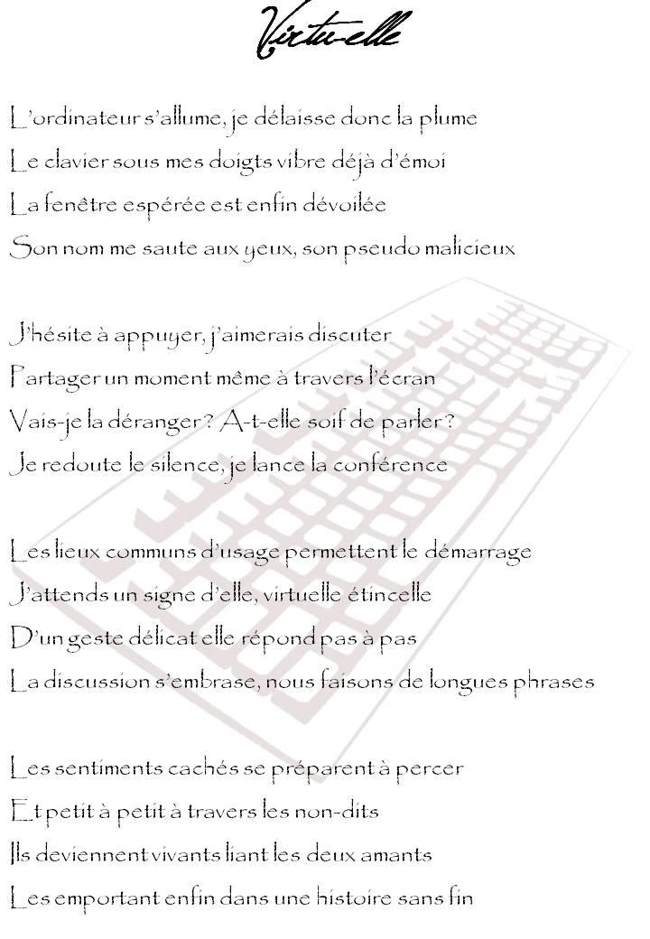 poeme en alexandrin et en quatrain