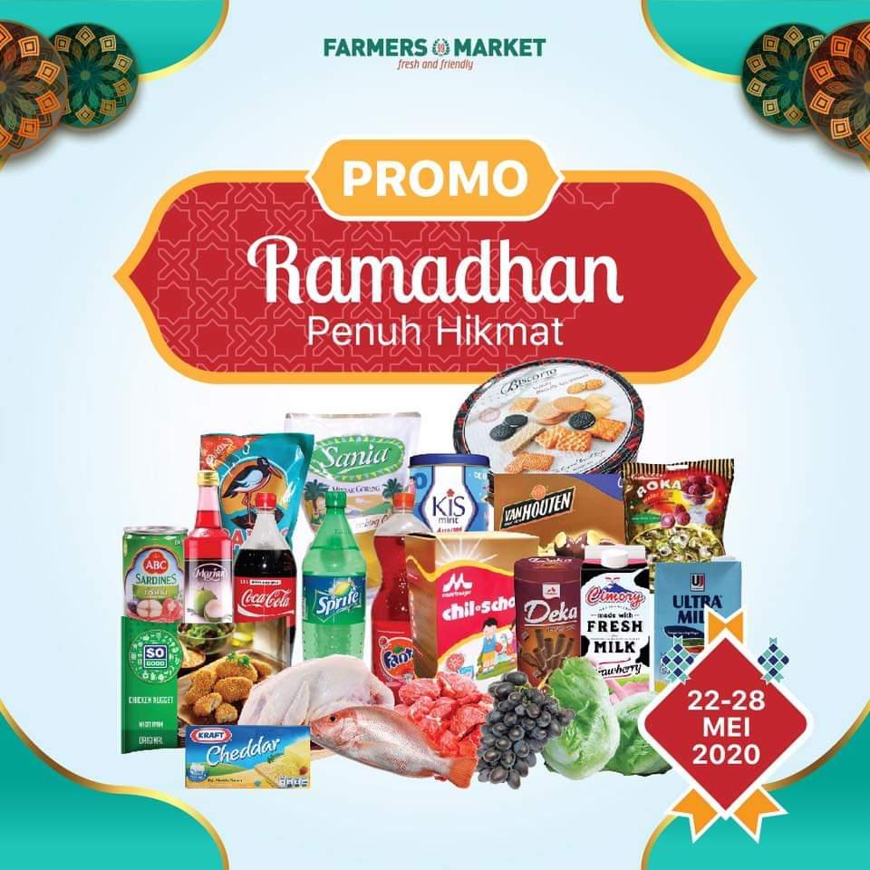 Promo Farmers Market Jsm Akhir Pekan 22 28 Mei 2020 Harga Diskon