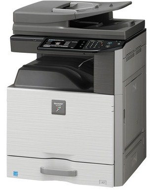 SHARP DX-C401FX PRINTER PCL6 PS DRIVERS FOR PC