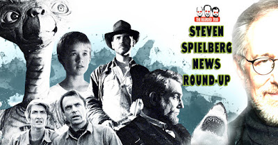 steven spielberg news round up