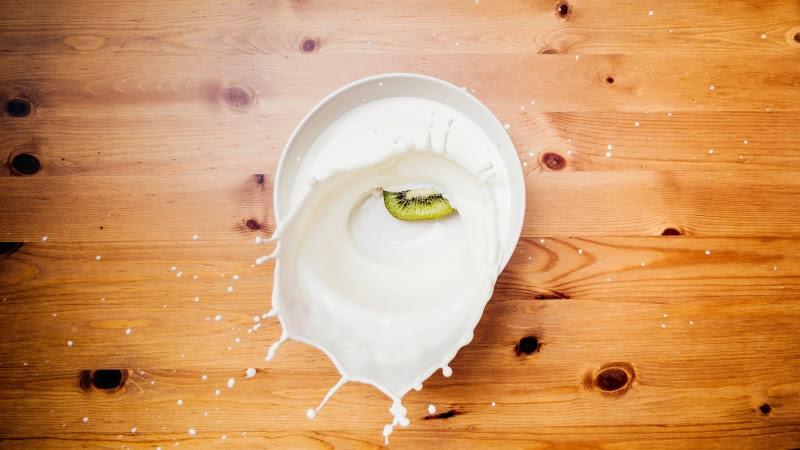 Milk and Kiwi