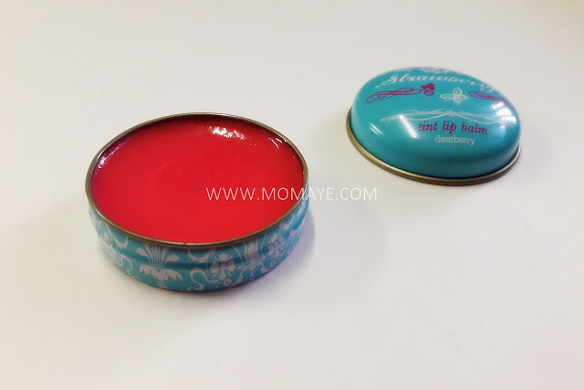 Kiss It Berry Tint Lip Balm, lip balm, Beauty MNL haul