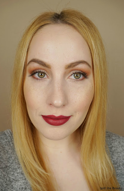 fotd kat von d rust quad wet n wild berry recognize mac toledo blush