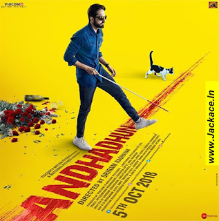 Andhadhun Budget, Screens & Box Office Collection India, Overseas, WorldWide