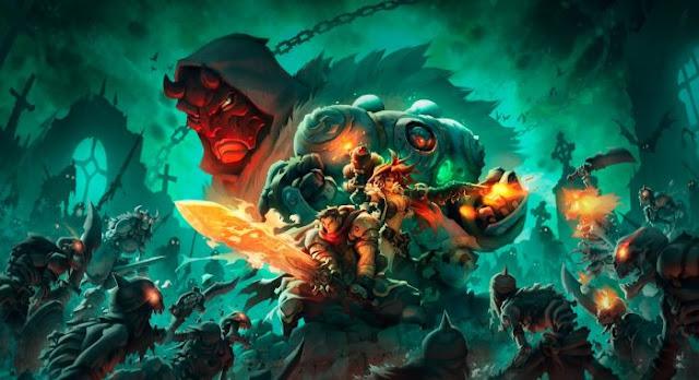 Battle Chasers: Nightwar é um dos melhores RPGs por turnos dos últimos tempos