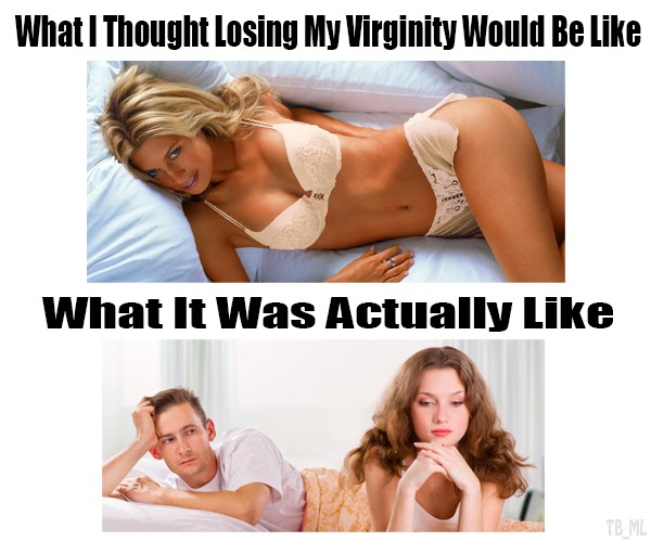 The Truth About Losing Your Virginity - Celebrity Like And -4300