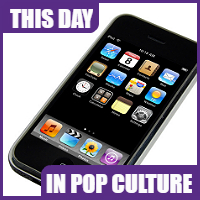 The first iPhone was revealed on January 9, 2007.